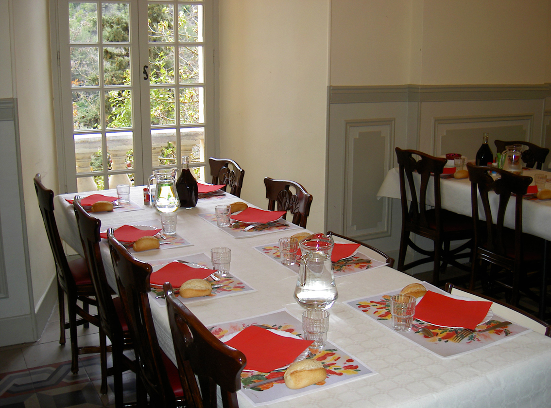 tables de l'hôtellerie